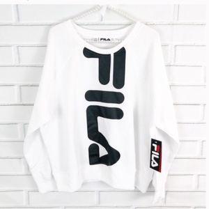 Fila Logo Long Sleeve Shirt